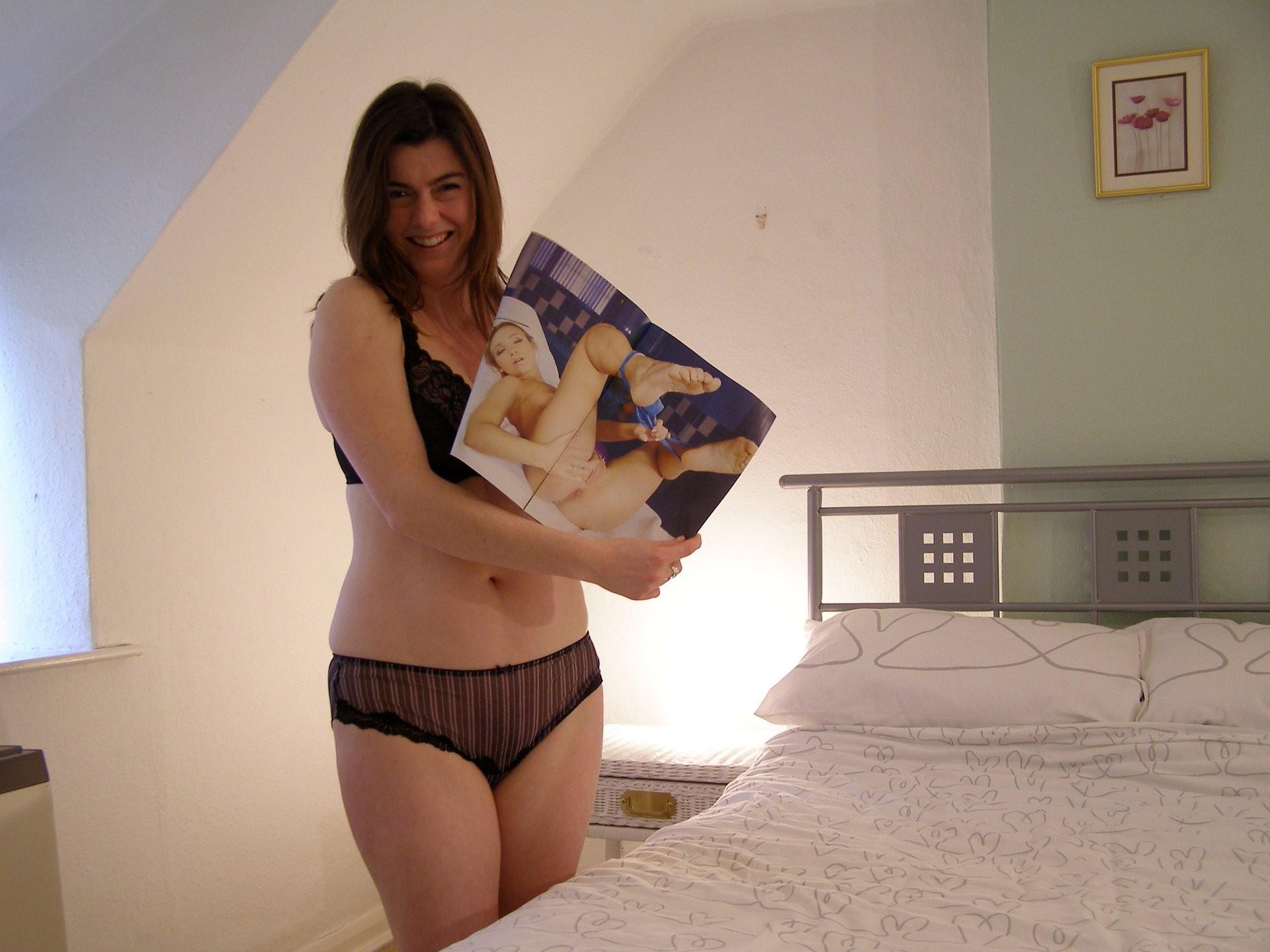 Женщины тоже смотрят порно - подборка 000