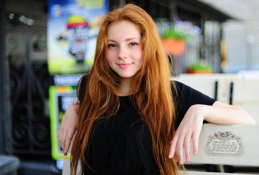 Эро фото рыжих женщин - подборка 000