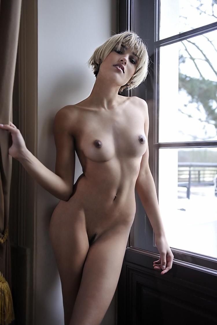 Женщины с короткими волосами - подборка 000