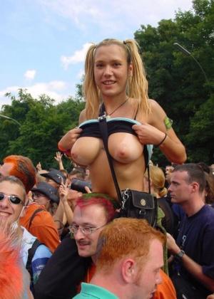 парад фото порно