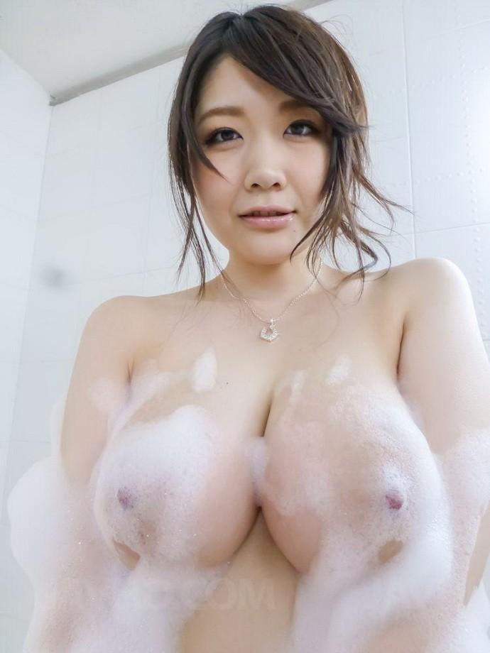 Rie Tachikawa - В ванной - Порно галерея № 3454205