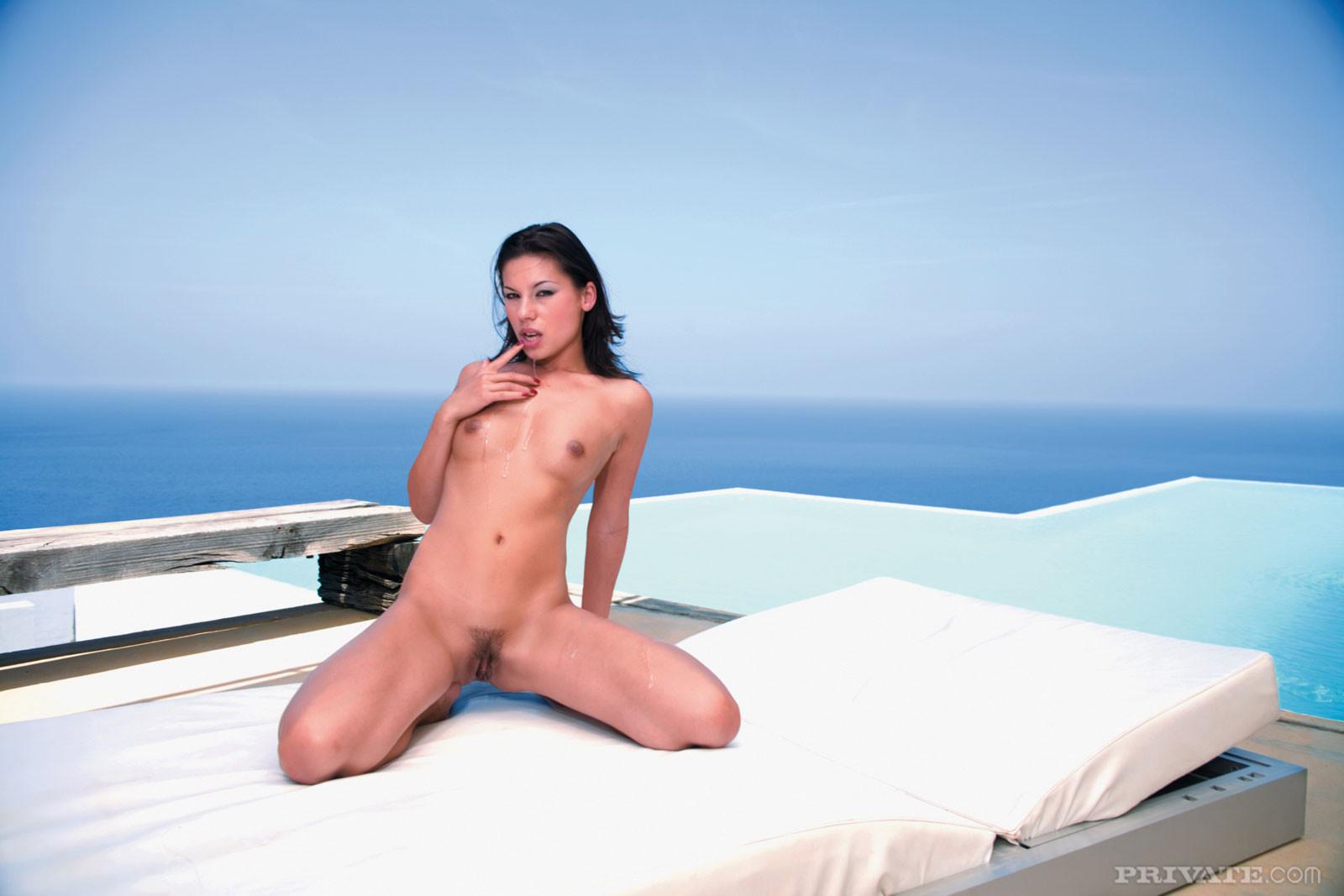 Vanessa May, Lucky, Boroka Balls - На пляже - Порно галерея № 3537451