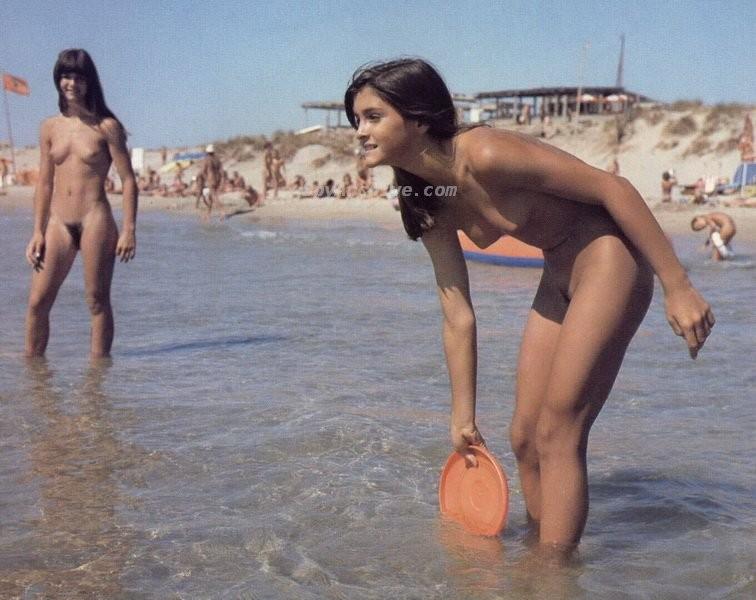 На пляже - Порно галерея № 3500504