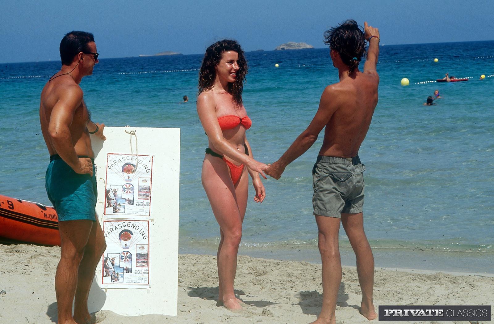 На пляже - Порно галерея № 3454040