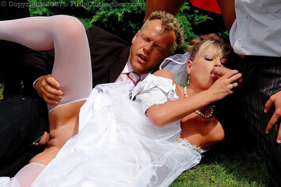 Порно Веебали Невесту На Свадьбе