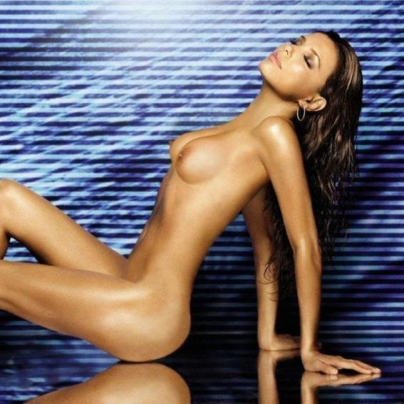 Nude women gangbang