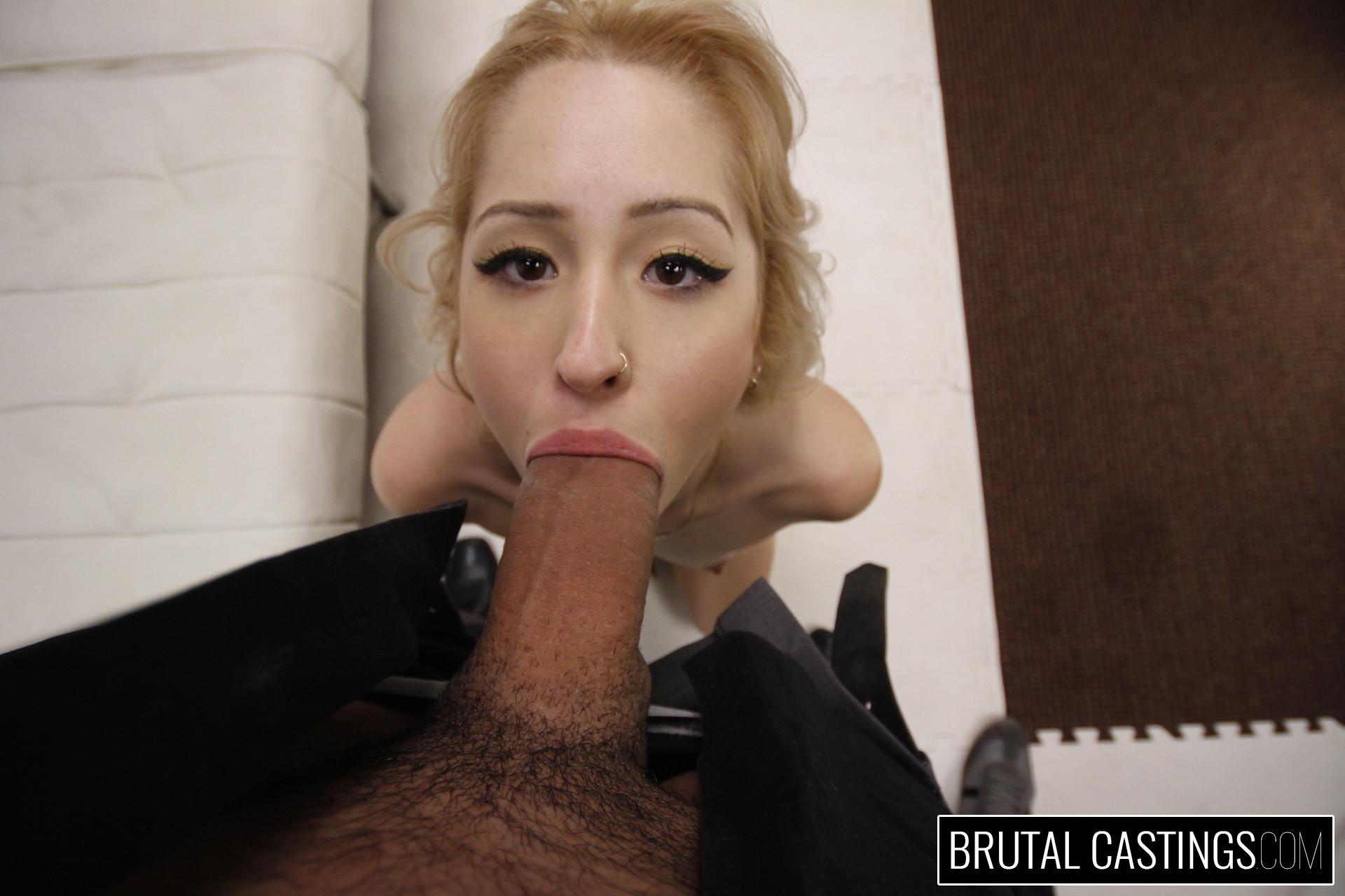 Goldie Ortiz - Кастинг - Порно галерея № 3522458