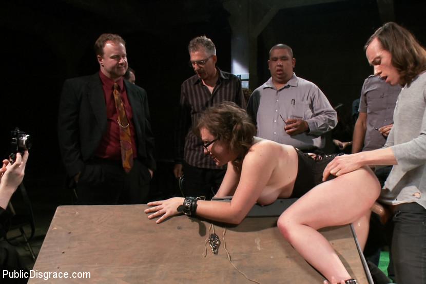 Пухлая любит подчиняться