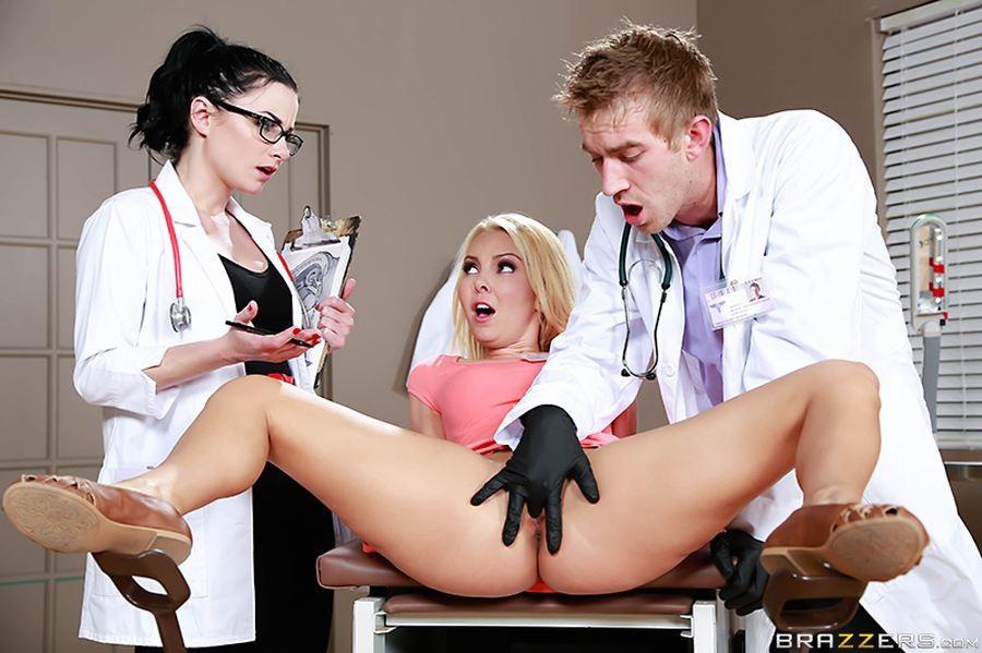 Порно сумасшедший доктор