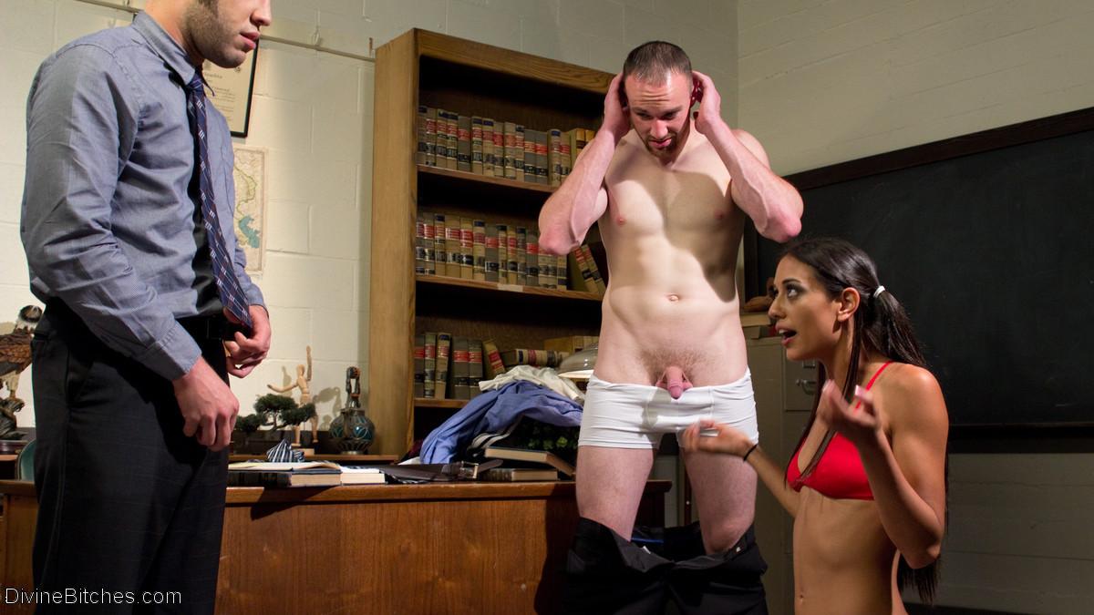 Jimmy Bullet, Wolf Hudson, Lyla Storm - Куколд - Порно галерея № 3504444