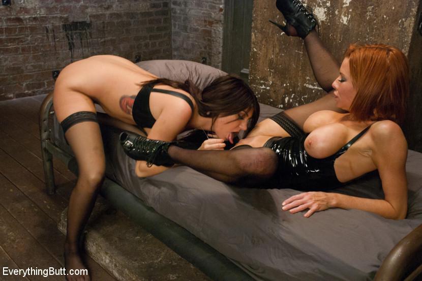 Veronica Avluv, Cassandra Nix - Клизма - Порно галерея № 3395170