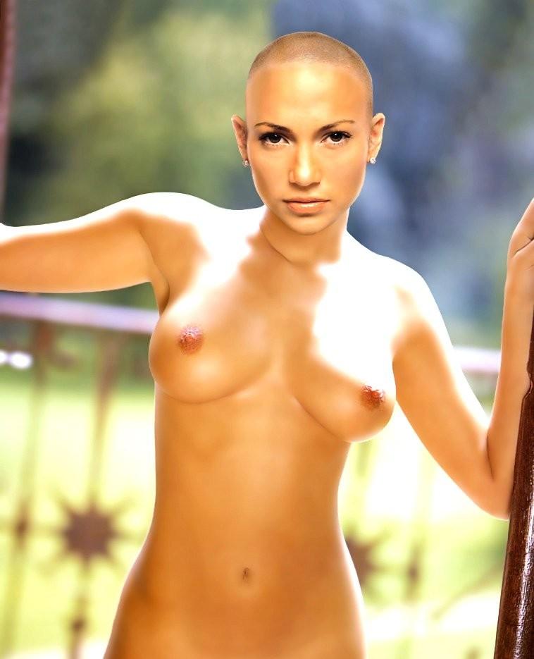 Jennifer Lopez, Claudia Schiffer - Двойное проникновение - Галерея № 3287147
