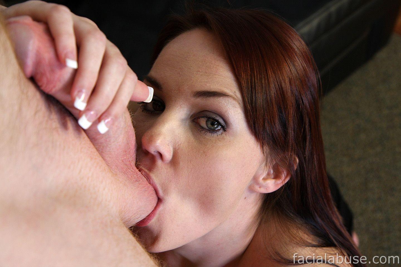 Сперма на лицо - Порно галерея № 2983599