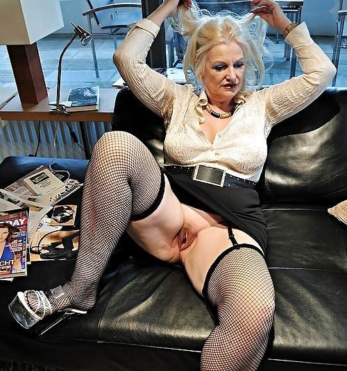 Старуха проститутка