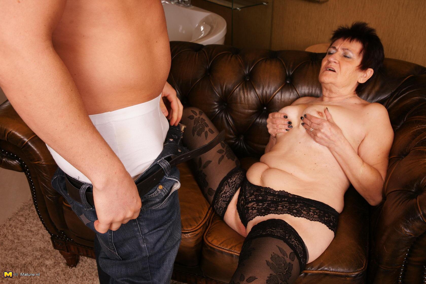 Пожилые - Порно галерея № 3538018