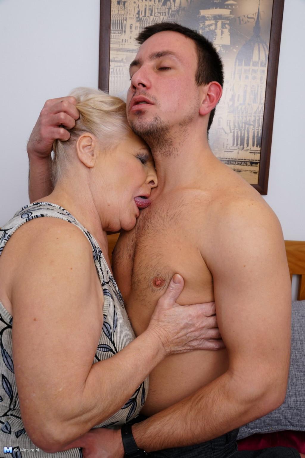 Пожилые - Порно галерея № 3540317