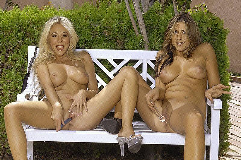 Kaley Cuoco - Групповой секс - Галерея № 3277639