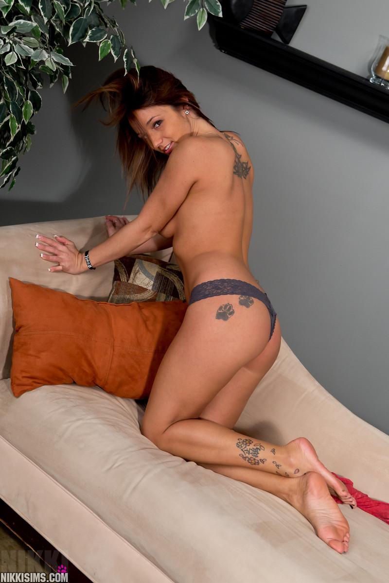 Nikki Sims - Джинса - Порно галерея № 3505484