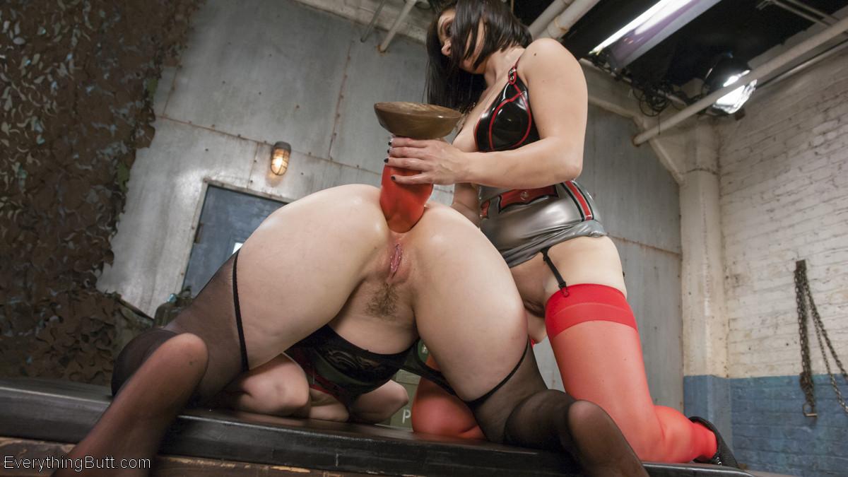 Lea Lexis, Proxy Paige - Латекс - Порно галерея № 3482871