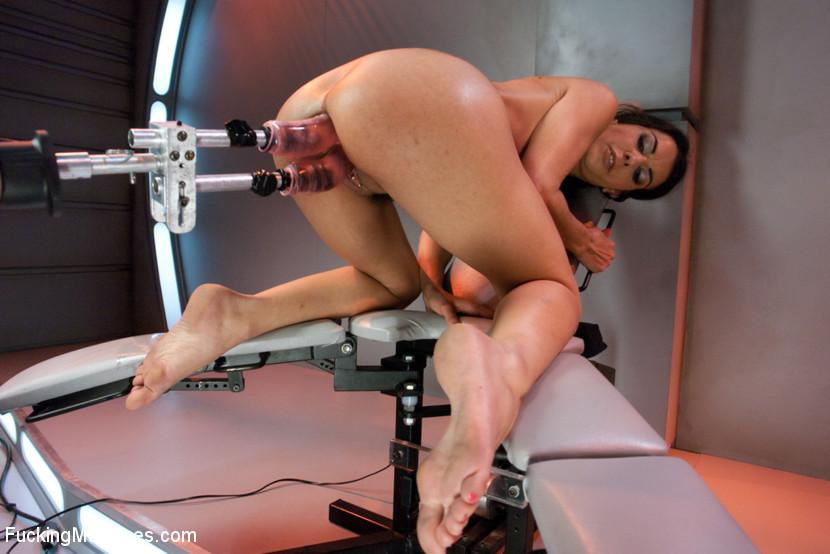 Порно онлайн дрель секс машина