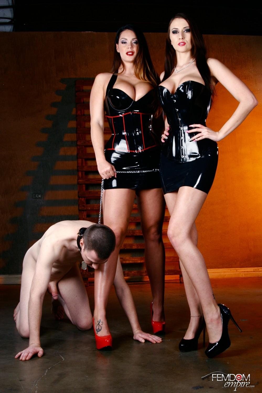 Alexis Grace, Alison Tyler - Латекс - Порно галерея № 3428371