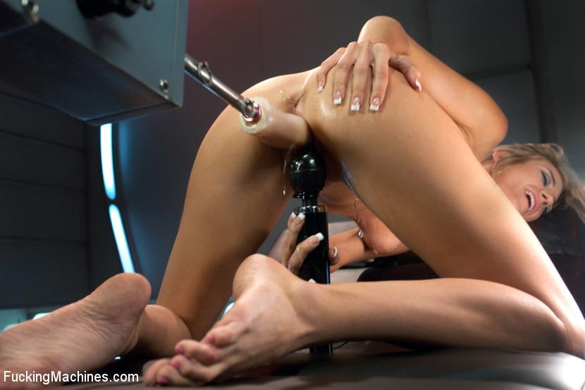 Amanda Tate - Секс машина - Галерея № 3410991