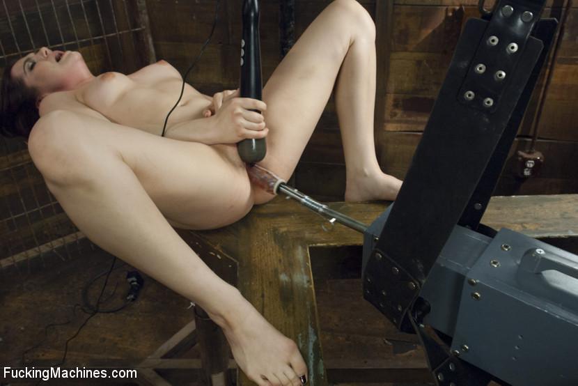 Kasey Warner - Секс машина - Галерея № 3448061