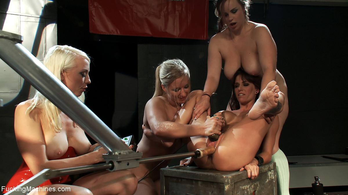 Gia Dimarco, Bella Rossi, Dia Zerva, Maitresse Madeline, Lorelei Lee - Секс машина - Галерея № 3516737