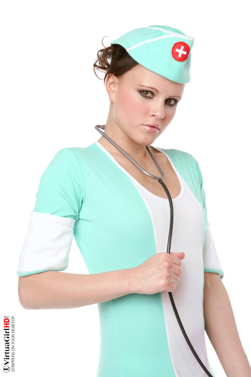 Monica Sweet - Медсестра - Порно галерея № 2490461