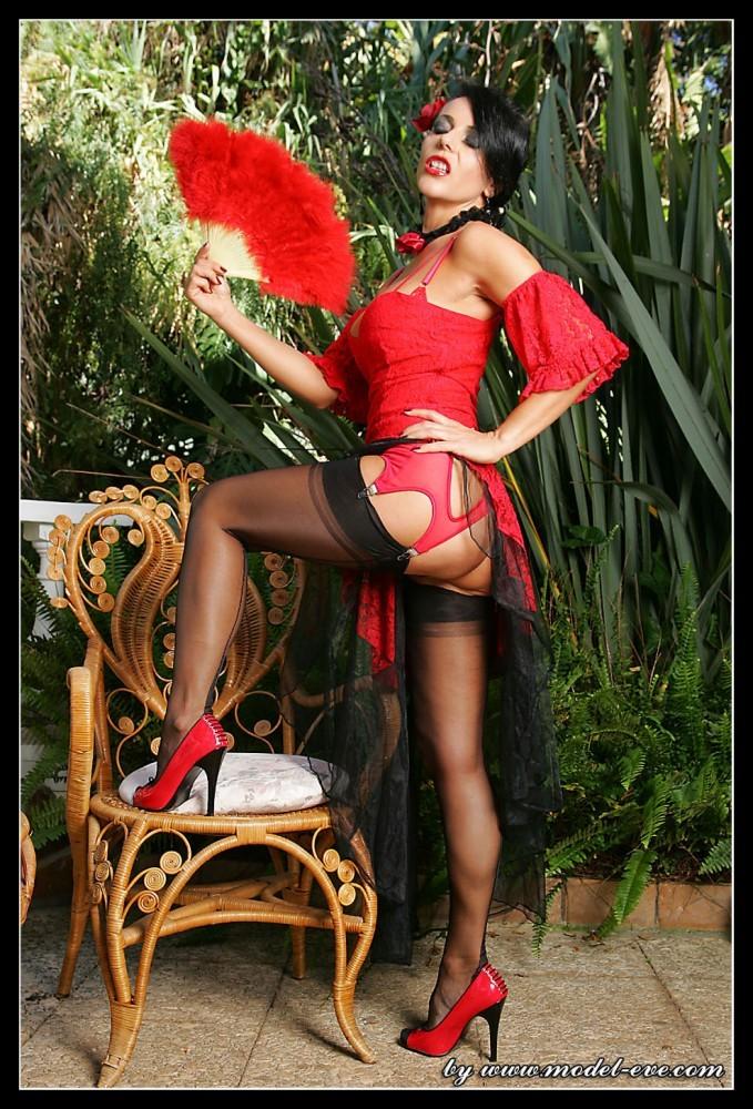 Model Eve - В колготках - Галерея № 3447375