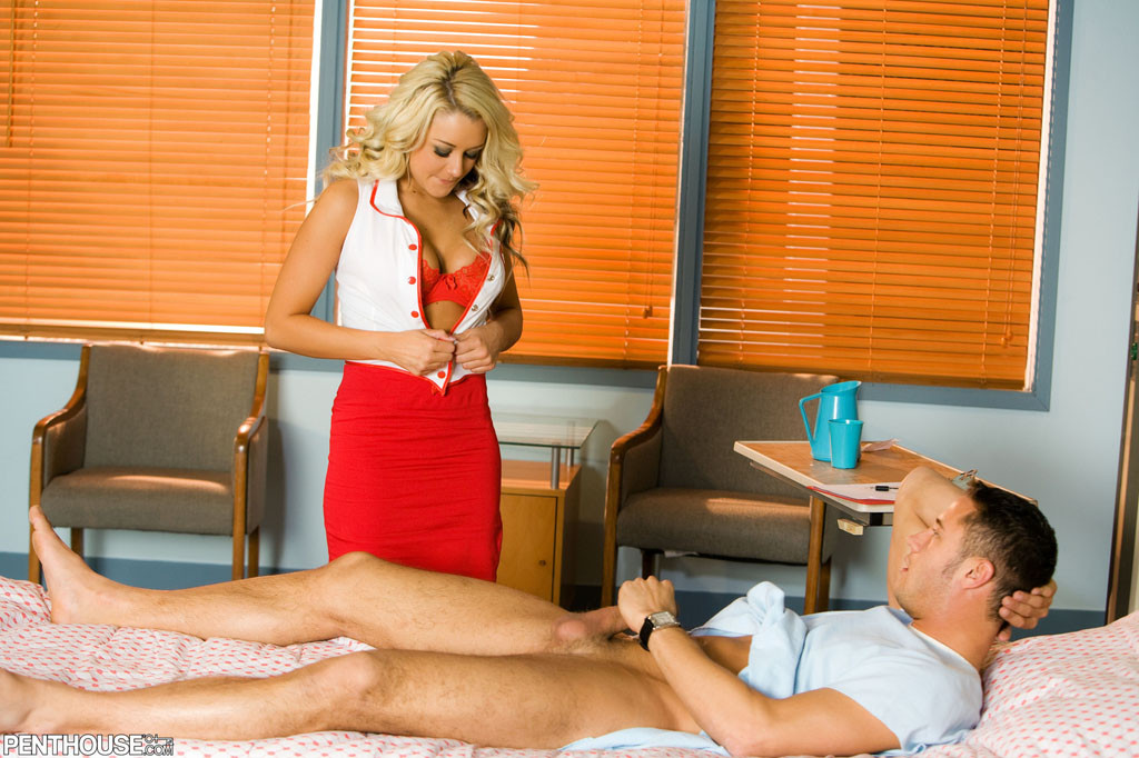 Briana Blair - Медсестра - Порно галерея № 2756962
