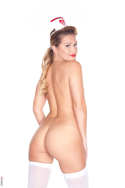 Abby Cross - Медсестра - Порно галерея № 3510178