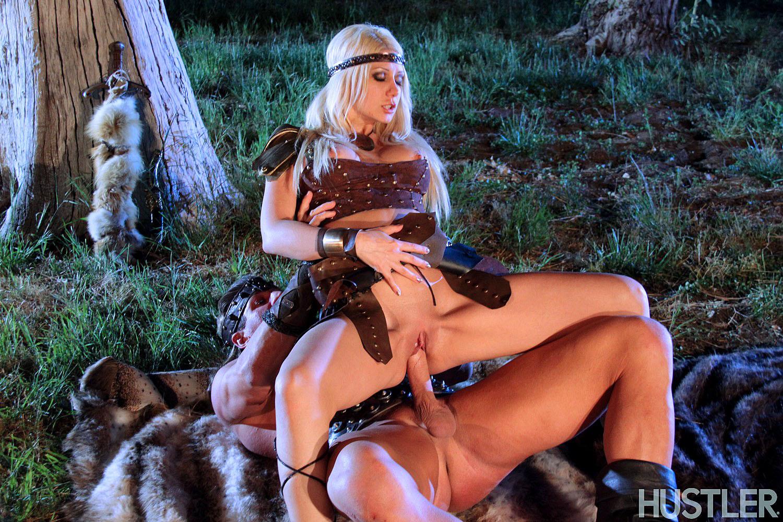 Порно пародия на викингов