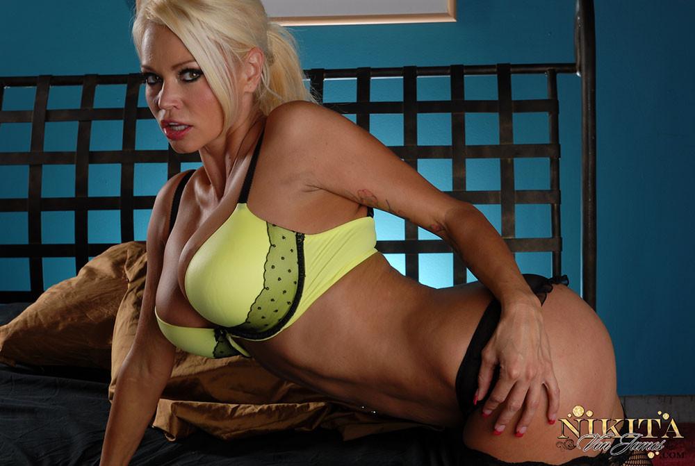 Nikita Von James - Пирсинг - Галерея № 3278899