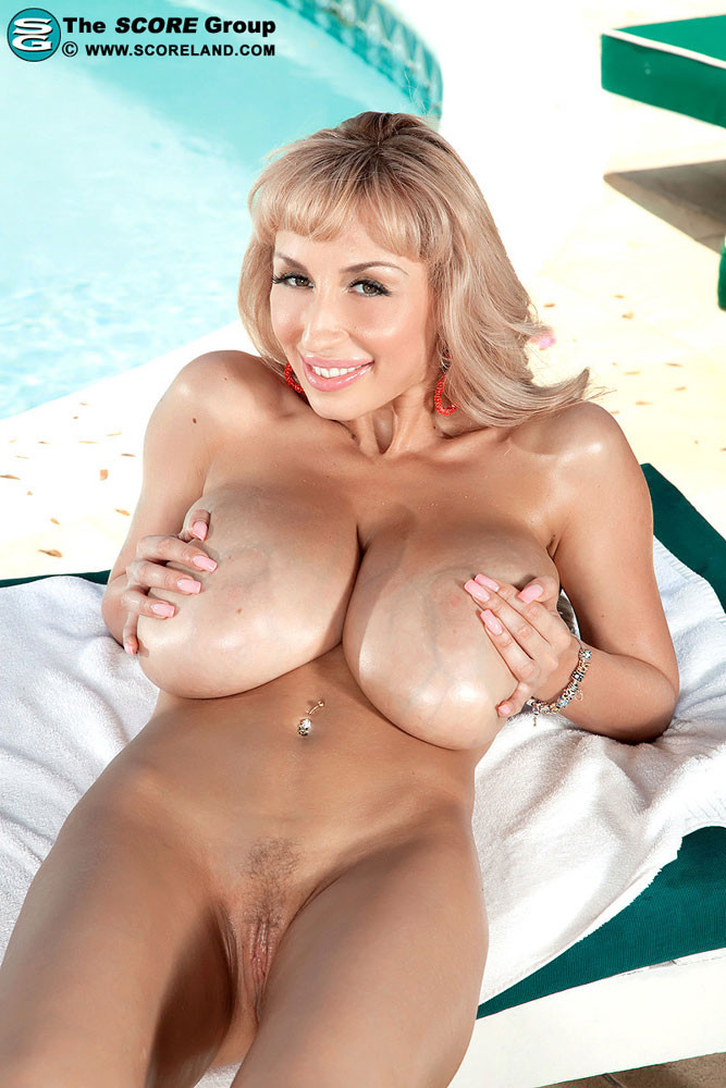 Sexy Venera - В бассейне - Галерея № 3115188