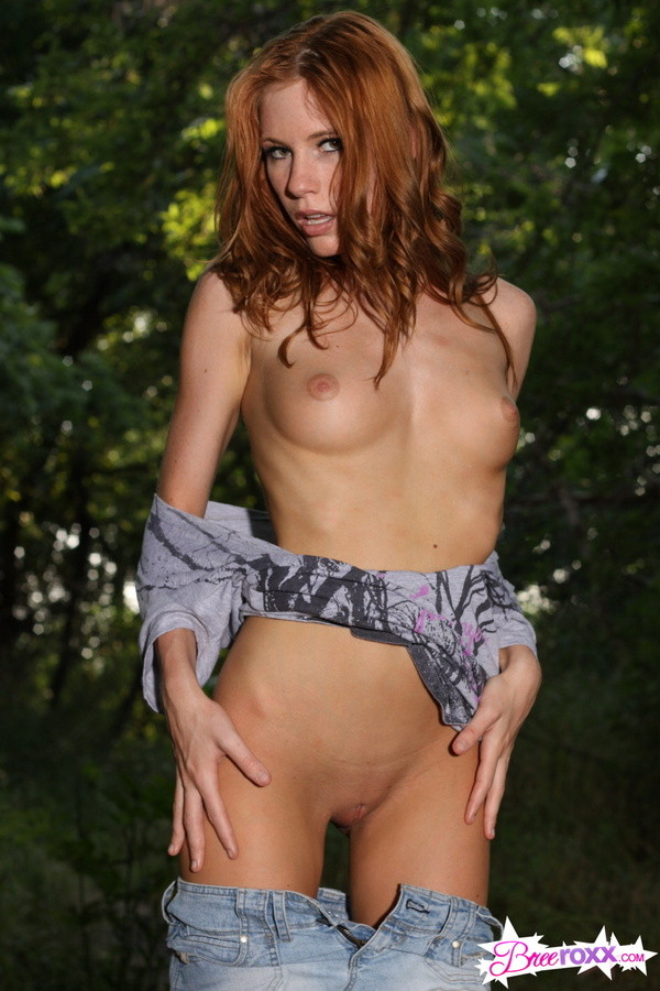 Bree Morgan - Рыжая - Порно галерея № 2946315