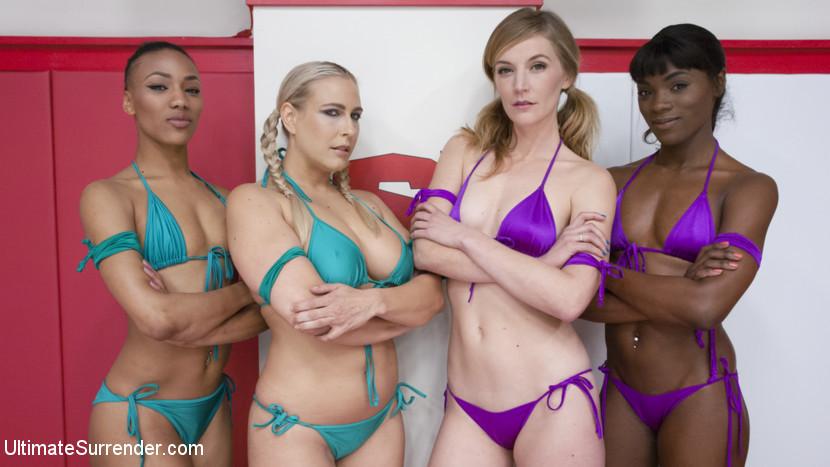 Mona Wales, Angel Allwood, Nikki Darling, Ana Foxxx - Публичное - Порно галерея № 3518731