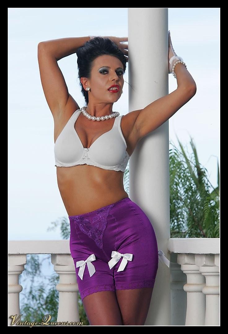 Eve, Model Eve - Ретро - Галерея № 2263190