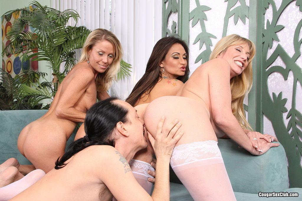 Nikki Charm, Claudia Valentine, Olivia Parrish - Свингеры - Порно галерея № 3450167