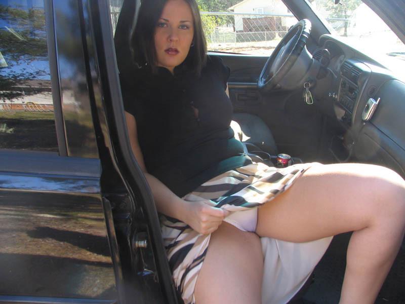 Candi - Под юбкой - Порно галерея № 1722543