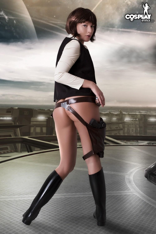 В униформе - Порно галерея № 3416246