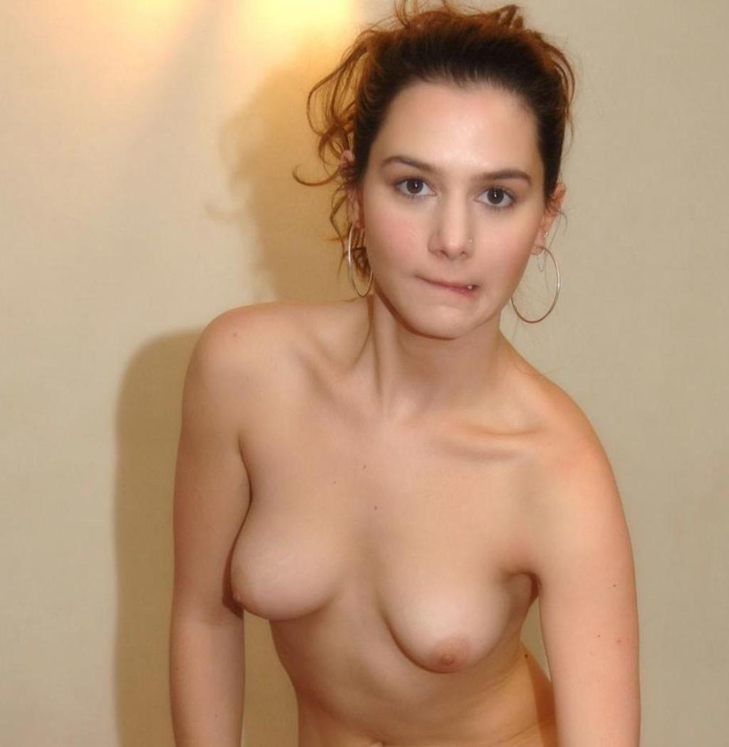 Голые девушки с красивыми сиськами - подборка 012