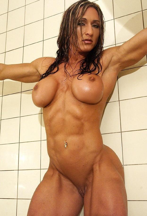 Голые женщины качки