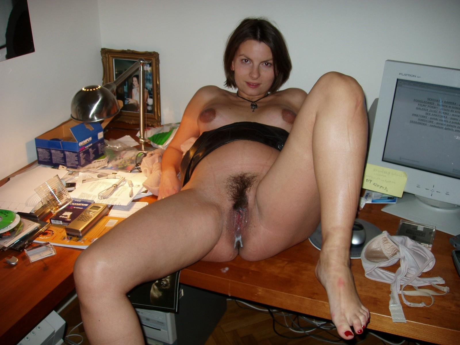 Беременная Жена С Волосатой Пиздой Домашнее Фото