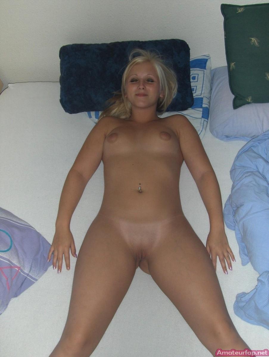 Секс с 19-летней немецкой блондинкой