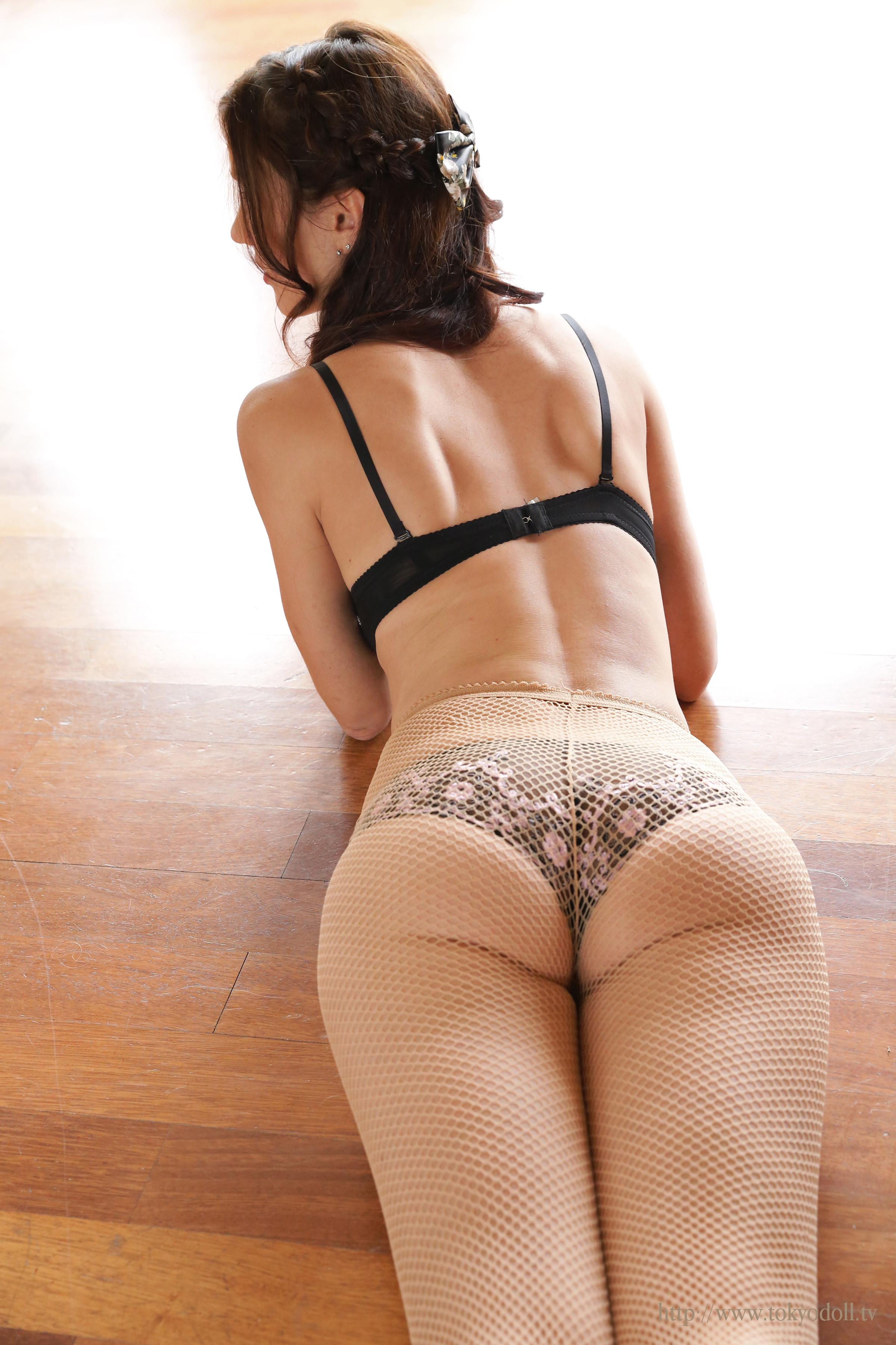 Красотка Анфиса в нижнем белье