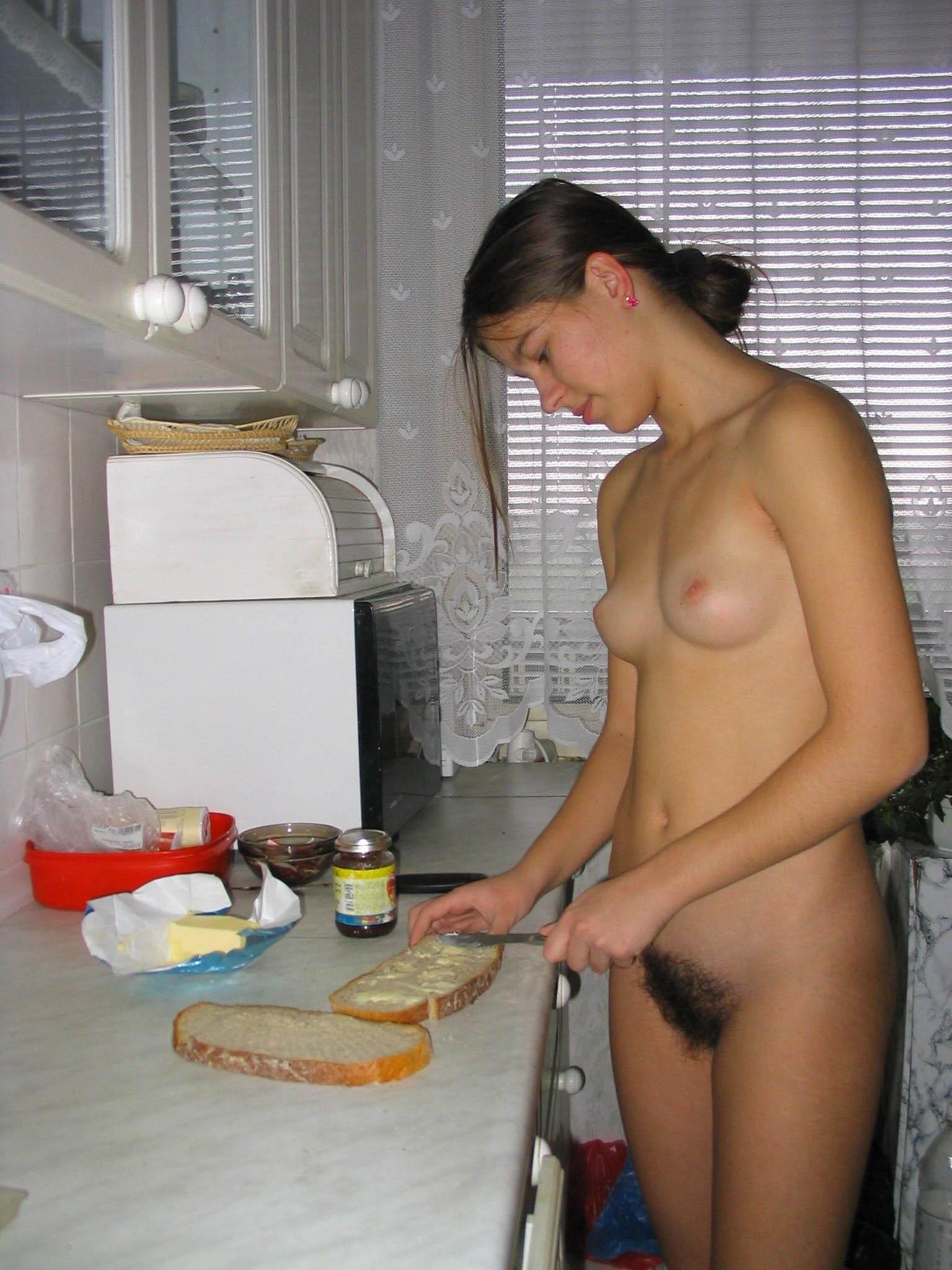 Просто голые девушки - подборка 012