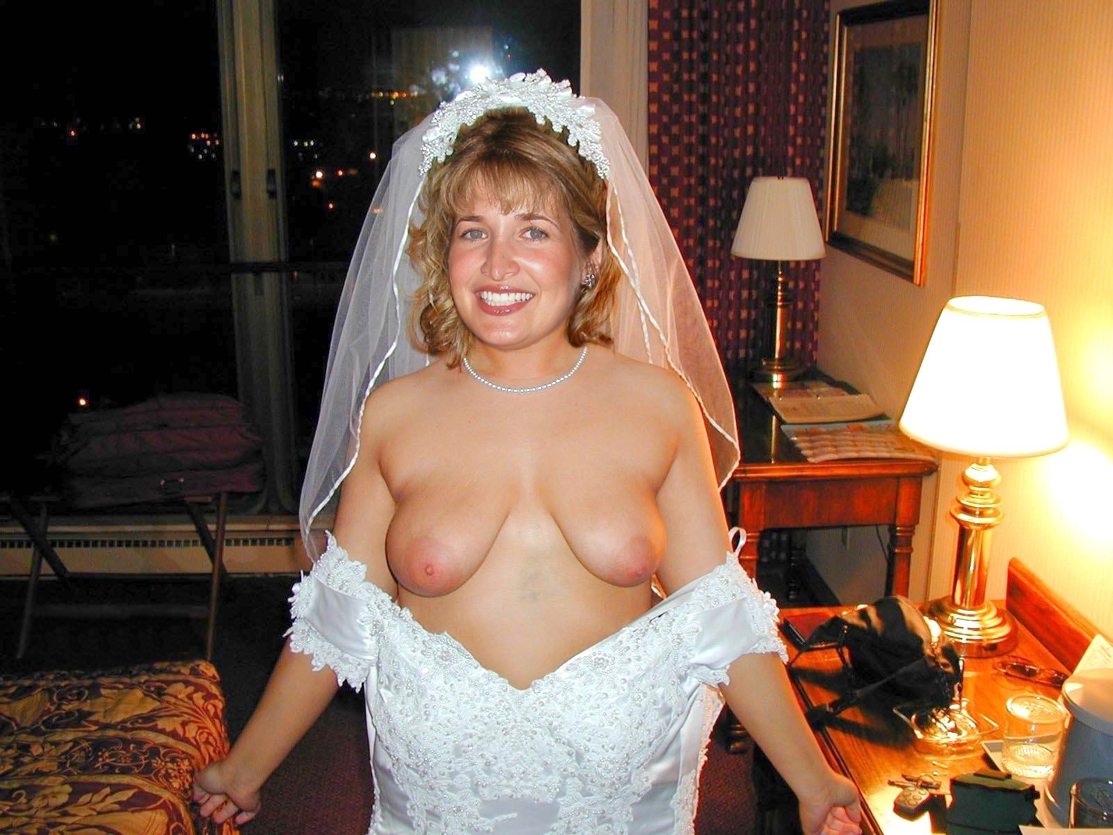 Засветы невест - подборка 026