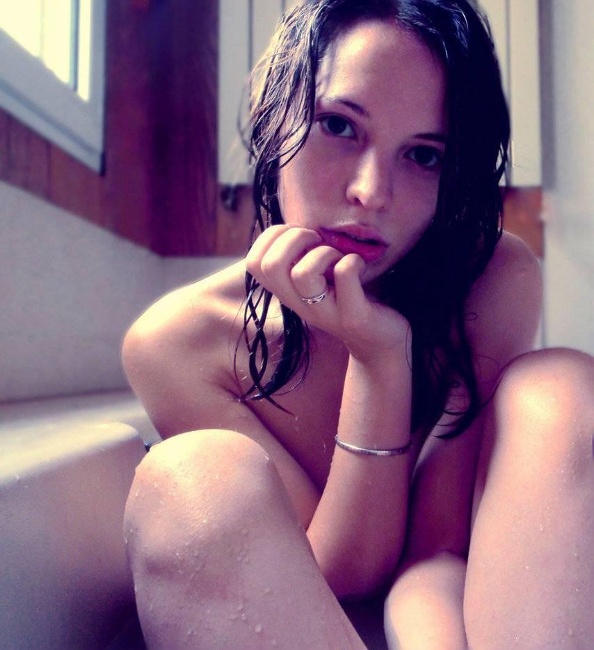 Голые женщины в ванной - подборка 008