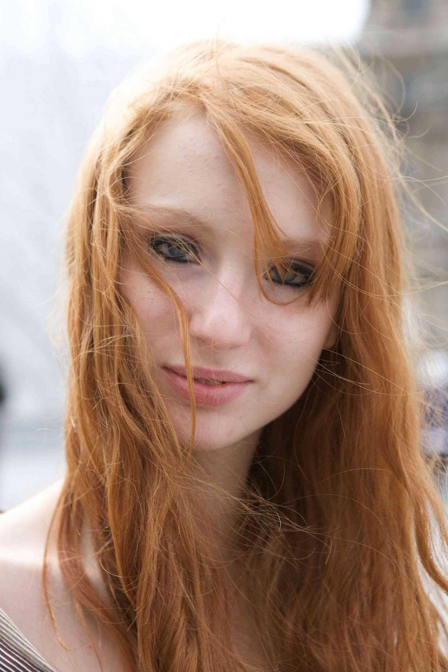 Эро фото рыжих женщин - подборка 009